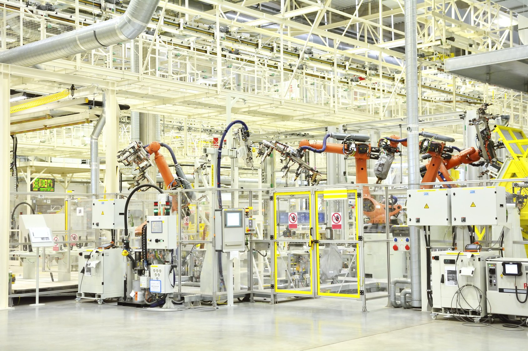 Manufacturing Intelligence and Industry 4.0